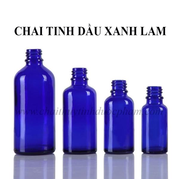 CHAI TINH DẦU XANH LAM